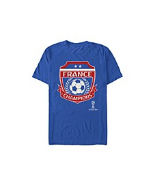 Men's France World Cup Champions T-Shirt