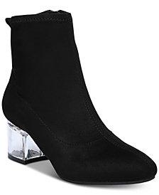 Bar III Lacy Sock Booties, Created for Macy's