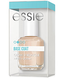 essie nail care, grow stronger