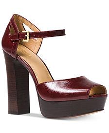 MICHAEL Michael Kors Blake Platform Sandals
