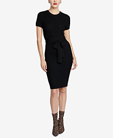 RACHEL Rachel Roy Conall Cutout Sweater Dress, Created for Macy's