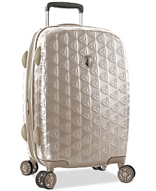 "CLOSEOUT! Heys Motif Homme 21"" Hardside Carry-On Spinner Suitcase"