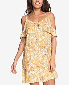 Roxy Juniors' Still Waking Up Dress