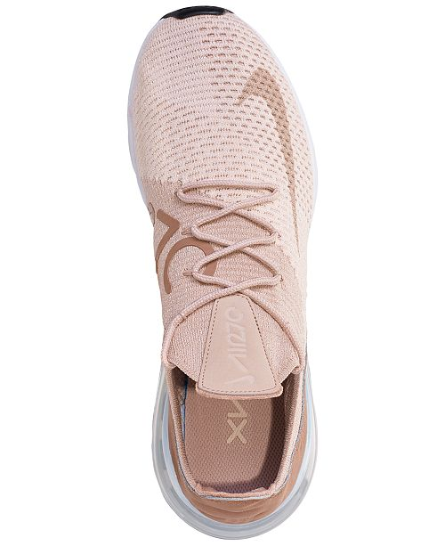 premium selection 1093b 5f1fa Nike Women's Air Max 270 Flyknit Casual Sneakers from Finish ...