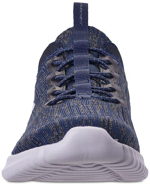 ... Skechers Men s Elite Flex - Hartnell Walking Sneakers from Finish ... 8ad1db85b6