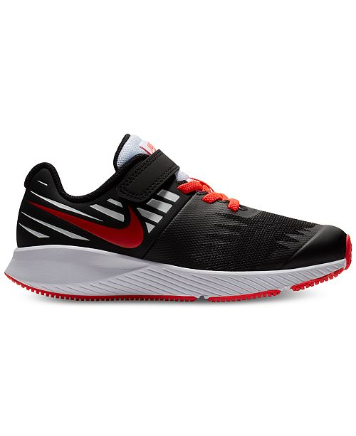 3ecb8717ddd ... Nike Little Boys  Star Runner Just Do It Running Sneakers from Finish  ...