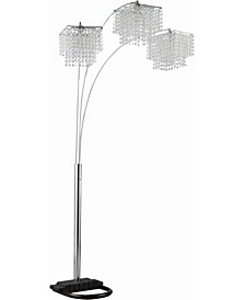 "Castle 90"" Traditional Floor Lamp"