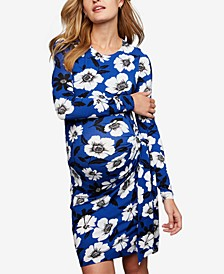 Maternity Printed Dress