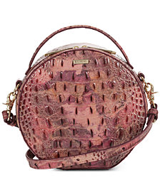 Brahmin Melbourne Lane Top Handle Circle Crossbody