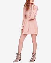 Free People Divine Lace-Trim Mini Dress bb517392f