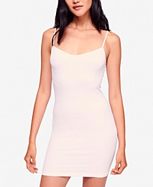 Seamless Mini Slip Dress