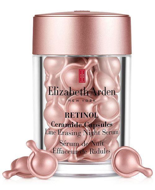 Elizabeth Arden Retinol Ceramide Capsules, 30 pc.