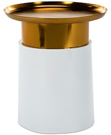 Zenith Tray Top Side Table, Quick Ship