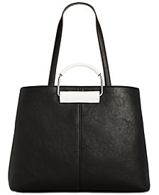 I.N.C. Krissty Contrast Tote, Created for Macy's