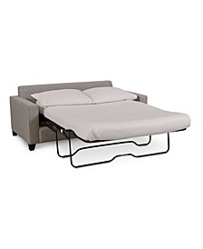 "Clarke II 75"" Fabric Full Sleeper Sofa Bed, Created for Macy's"