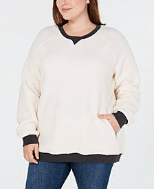 Columbia Plus Size Feeling Frosty™ Fleece Top