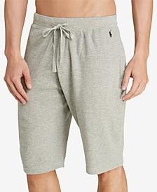 Men's Waffle-Knit Pajama Shorts