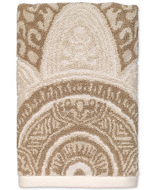 Avanti Sofia Cotton Terry Jacquard Hand Towel