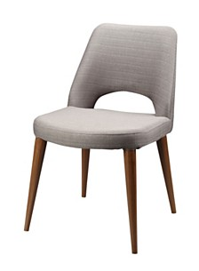 Andre Dining Chair Light Brown-Set Of Two