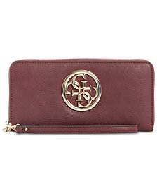 GUESS Alana Zip-Around Wallet