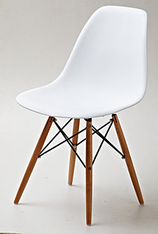 Lucas Wood Grain Accent Chairs (Set Of 2)