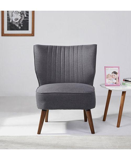 Gold Sparrow Salem Accent Chair