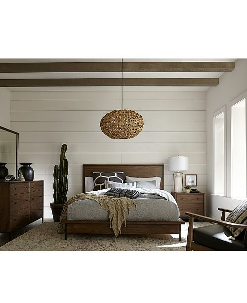 Macys Furniture Clearance: Furniture Oslo Bedroom Furniture Collection, Created For
