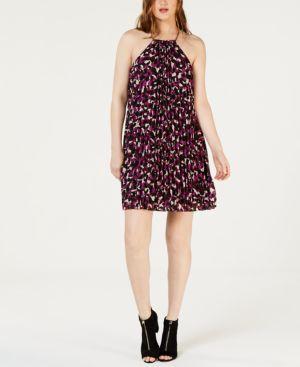Trina Turk Printed Shift Dress 6804260