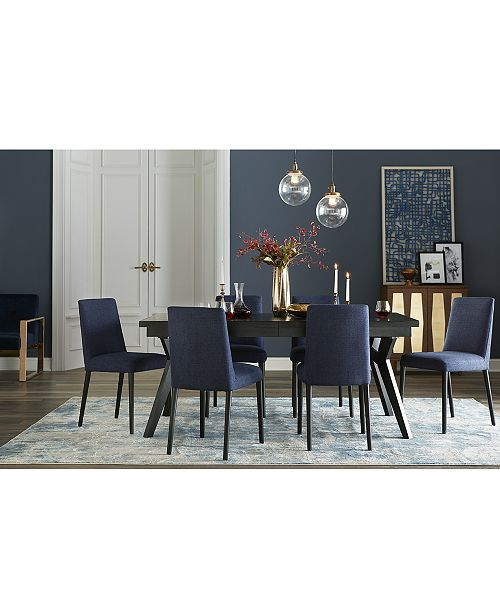 Furniture Gatlin Upholstered Dining Chair, Created For