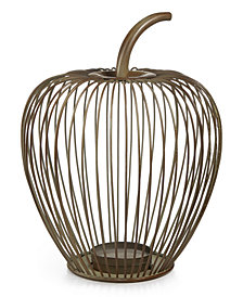 Home Essentials Metal Pumpkin