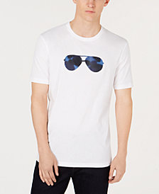 Michael Kors Men's Camo Aviator T-Shirt
