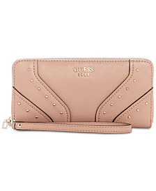 GUESS Islington Zip Wallet