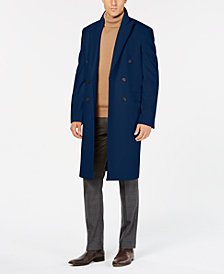 Calvin Klein Men's Monarch X-Fit Slim-Fit Overcoat