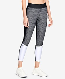 Under Armour HeatGear® Colorblocked Ankle Leggings