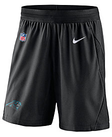 Nike Men's Carolina Panthers Fly Knit Shorts