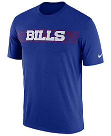 Nike Men's Buffalo Bills Legend On-Field Seismic T-Shirt