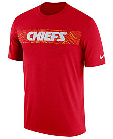 Nike Men's Kansas City Chiefs Legend On-Field Seismic T-Shirt