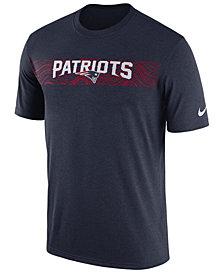 Nike Men's New England Patriots Legend On-Field Seismic T-Shirt