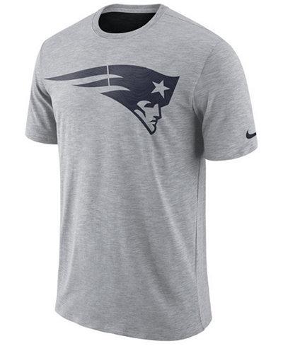Nike Men's New York Jets Dri-FIT Cotton Slub On-Field T-Shirt