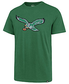 '47 Brand Men's Philadelphia Eagles Knockout Fieldhouse T-Shirt