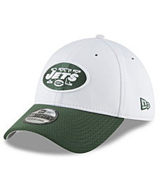 New Era New York Jets On Field Sideline Home 39THIRTY Cap