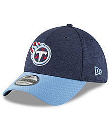 New Era Tennessee Titans On Field Sideline Home 39THIRTY Cap