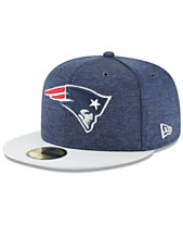 cff27db7e01aa3 New Era New England Patriots On Field Sideline Home 59FIFTY FITTED Cap