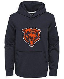 Chicago Bears Circuit Logo Hoodie, Big Boys (8-20)
