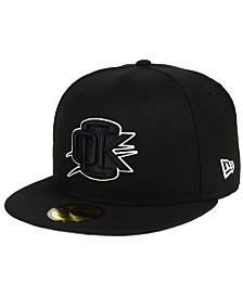 New Era Oklahoma City Thunder Combo Logo 59FIFTY FITTED Cap