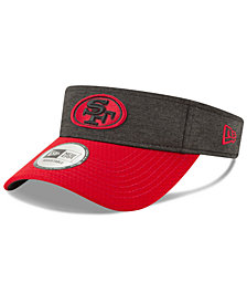 New Era San Francisco 49ers On Field Sideline Visor