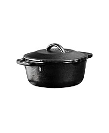 1-qt. Cast Iron Serving Pot