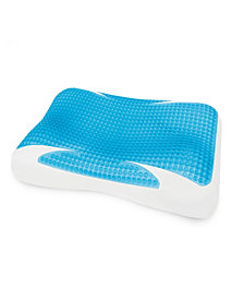 SensorPedic GelMax Cooling Contour Memory Foam Pillow