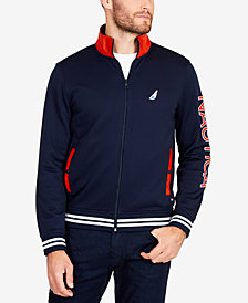 Nautica Men's Track Jacket