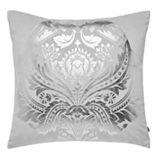 Graham & Brown Desire Silver Pillow